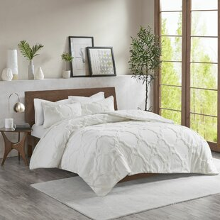 Mize Cotton Chenille Comforter Set by The Twillery Co.