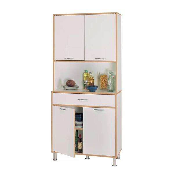 Kitchen Pantry Cabinets Kitchen Units Wayfair Co Uk