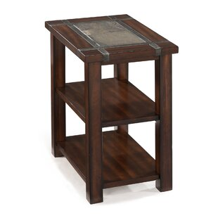 Celsus Chairside Table by Loon Peak