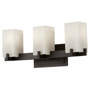 Perrodin 3-Light Vanity Light By Orren Ellis Wall Lights