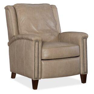 Hooker Furniture Leather Manual Recliner