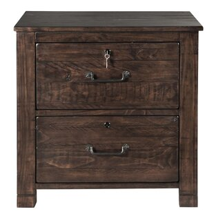 Crater Ridge 2 Drawer Lateral File Cabinet by Loon Peak
