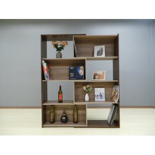 Check Prices Marci Expandable Standard Bookcase by Wrought Studio