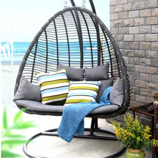 Swing Chair with Stand by Baner Garden