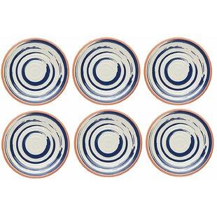 Lulworth Melamine Dinner Plate (Set Of 6) By KitchenCraft