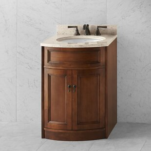 Marcello 24 Double Bathroom Vanity Base by Ronbow