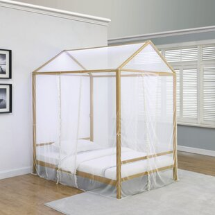 Hollister Metal Canopy Bed