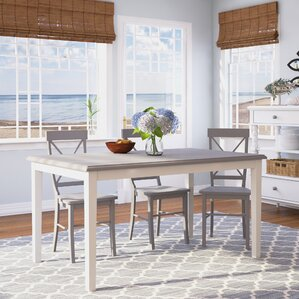 Lehigh Acres Dining Table by Beachcrest H..