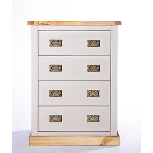 Epstein 4 Drawer Chest By Brambly Cottage