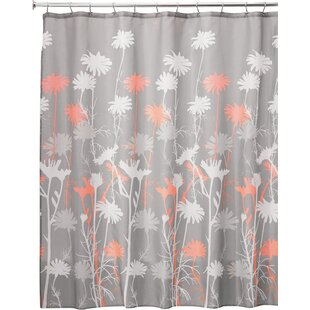 Affordable Daizy Shower Curtain By InterDesign