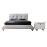Bellagio Platform Configurable Bedroom Set by DG Casa