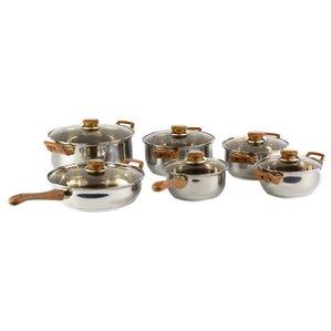 12-Piece Cookware Set