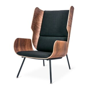 Elk Wingback Chair by Gus* Modern