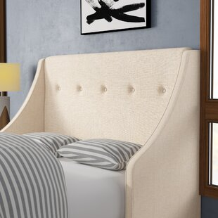 Andy Tufted Upholstered Wingback Headboard