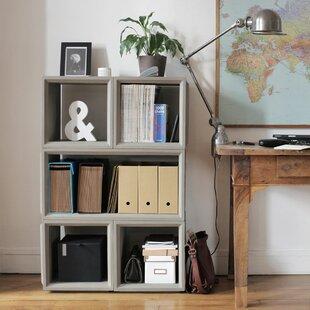 Plus Geometric Bookcase By Lyon Beton
