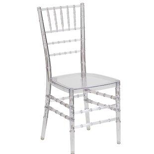 Elegance Crystal Ice Chiavari Chair by Offex