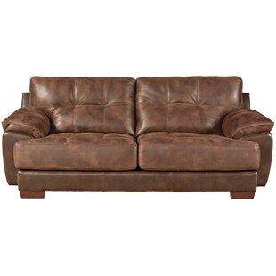 Hoppe 97 Pillow Top Arm Sofa by Loon Peak