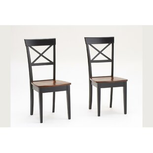 Waldron Solid Wood Dining Chair (Set of 2)