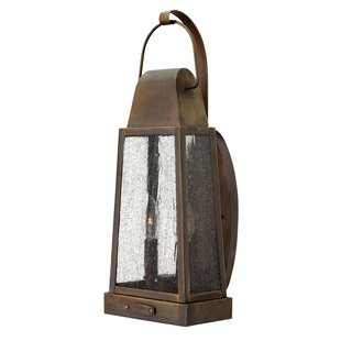 Sedgwick 2-Light Outdoor Wall Lantern