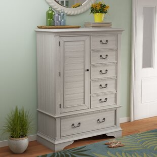 Rosecliff Heights Trenton 6 Drawer Gentleman..