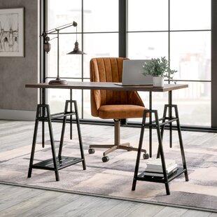 Tyne Adjustable Wood Standing Desk