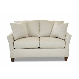 Izabella Loveseat by Wayfair Custom Upholstery™