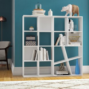 Price comparison Rhett Modern Standard Bookcase by Brayden Studio