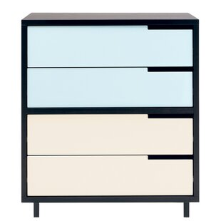 Blu Dot Modu-licious 4 Drawer Dresser