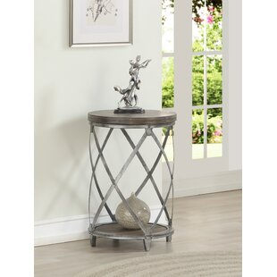 Compare Burrus End Table By Gracie Oaks
