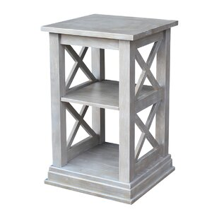 Highland Dunes Gabby Accent End Table with Storage