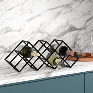 Lagasse 7 Bottle Floor Wine Rack