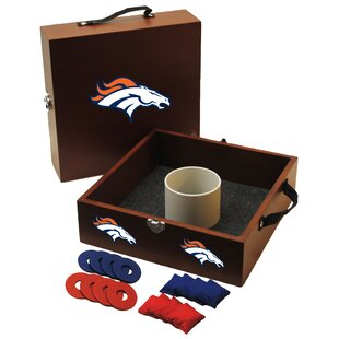 Tailgate Toss NFL Washer a..
