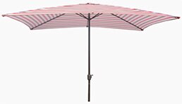 LB International 6.5'' Market Umbrella