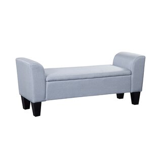 Claire Upholstered Storage Bench by Grafton Home