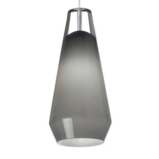 Tech Lighting Lustra Monopoint 1-Light Cone Pendant