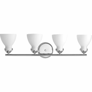 Compare Cathal 4-Light Vanity Light By Latitude Run