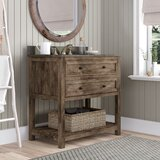 Rosalinda 36 Single Bathroom Vanity Set by Laurel Foundry Modern Farmhouse