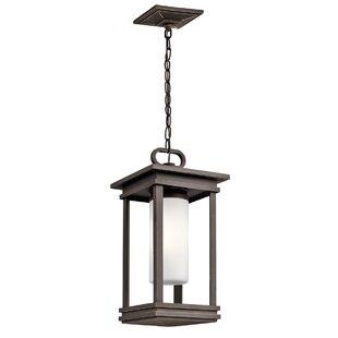 Charlestown 1 Light Outdoor Hanging Lantern Image