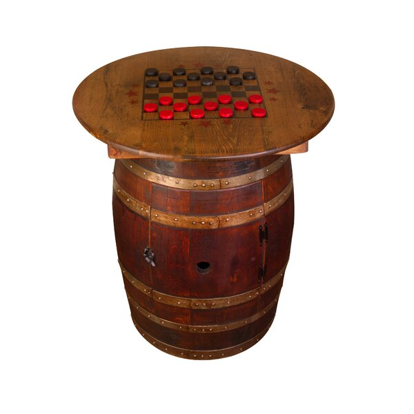 Whiskey Barrel Table Wayfair