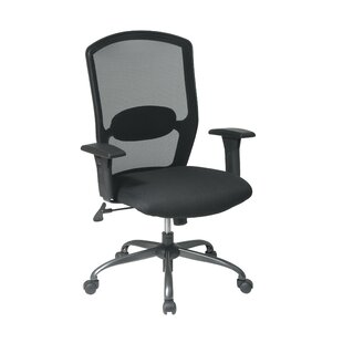 Office Star Products Work Smart High-Back Mesh Desk Chair