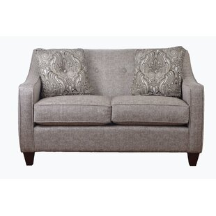 Incline Fabric Loveseat