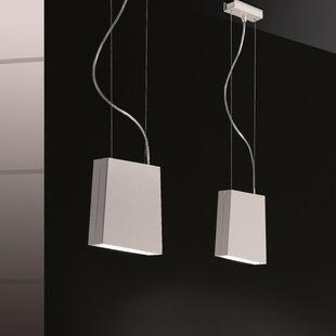 MindLED Rythmos 30-Light Square/Rectangle Pendant