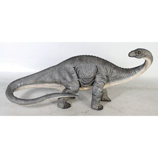 Apatosaurus Scaled Dinosaur Statue by Design Toscano
