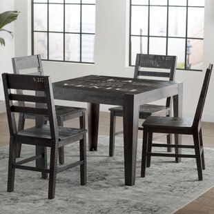 Sandie 5 Piece Dining Set 17 Stories
