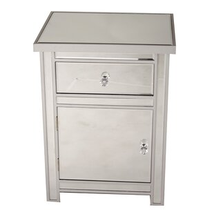Rossini 1 Door Accent Cabinet by House of Hampton