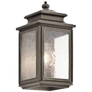 Wiscombe Park 1-Light Outdoor Flush Mount