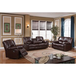 Milton Green Star Burgas Reclining Configurable Living Room Set