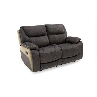 Zephyrine 2 Seater Reclining Sofa By Ebern Designs