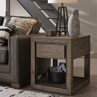 Norah End Table with Storage