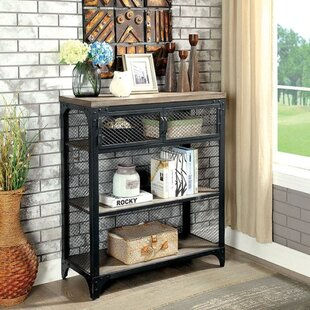 Mosinee Standard Bookcase by Williston Forge